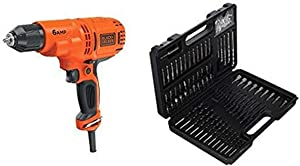 BLACK+DECKER DR340C 6.0 Amp 3/8