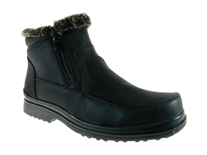Brixton Men's Rusi 02 Fur Lined Winter Snow Boots