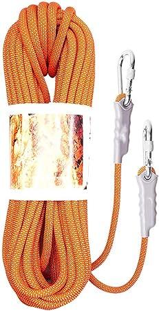Cuerda de Trabajo Aéreo Rope de Escalada Cord de Seguridad ...