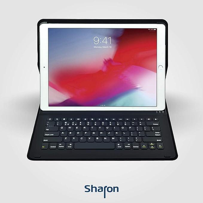 Sharon funda y teclado iPad Pro 12,9