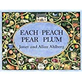 By Janet Ahlberg - Each Peach Pear Plum (Viking Kestrel Picture Books) (New Ed) (4/27/99)