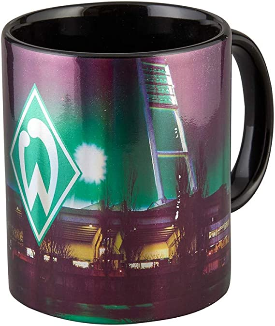 Werder Bremen SV Tasse Becher 20-30062 Kaffeetasse Gracias Claudio