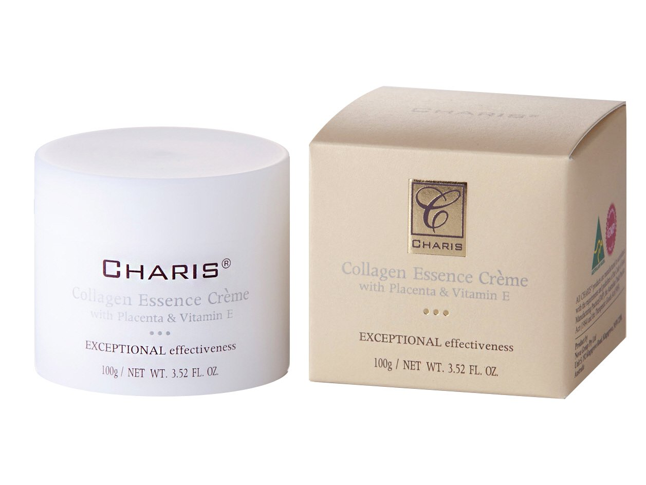 Charis Collagen Essence Cream with Placenta & Vitamin E