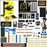 KEYESTUDIO Starter Kit for Arduino Education, with Control Board for Arduino UNO r3 and Tutorial