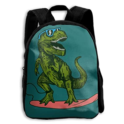 The Children's Dinosaur Surfer Sunglasses Backpack