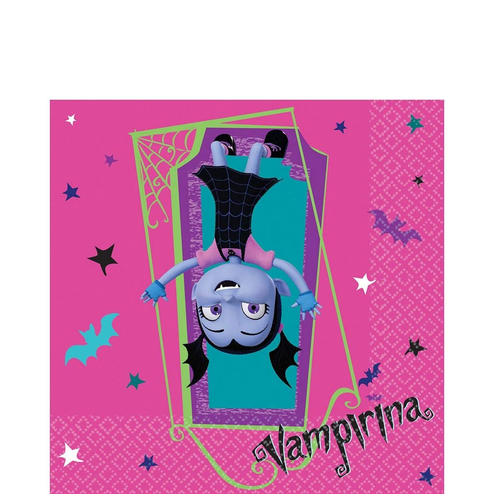 Amazon.com: Party City Vampirina Mega Ultimate Kit de fiesta ...