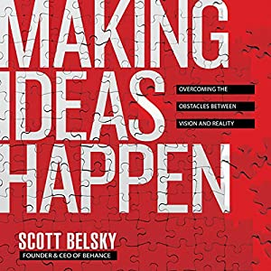 Making Ideas Happen Audiobook
