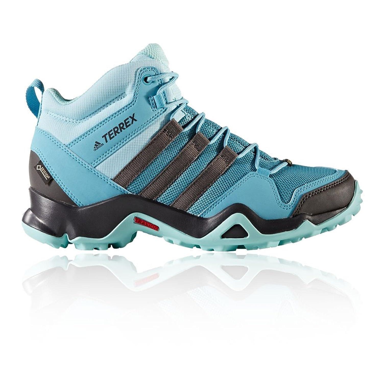 adidas Damen Terrex Ax2r Mid GTX W Trekking-& Wanderstiefel, Blau, ...