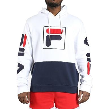 0c24e53908bc Amazon.com: Fila Men's Tony Hoodie Shirt: Clothing