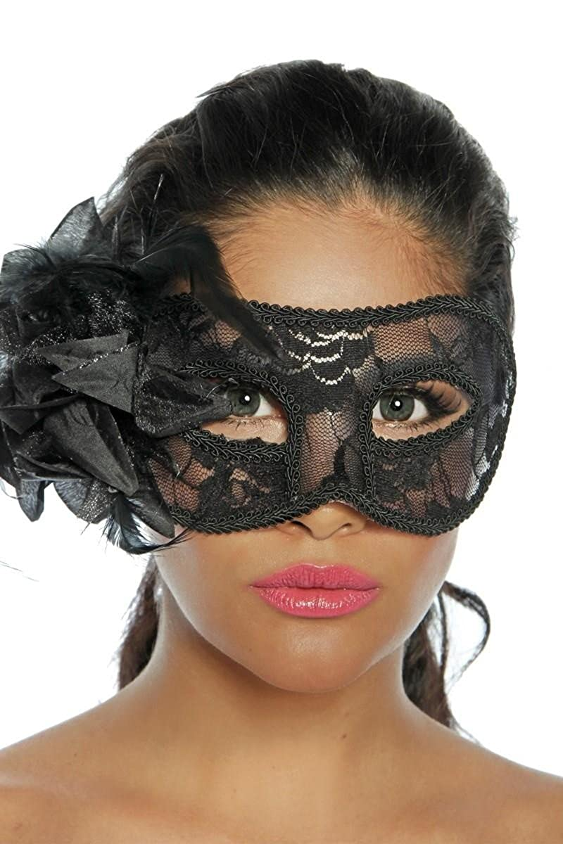Maske Maske schwarz, Größe Atixo:OS Größe Atixo:OS