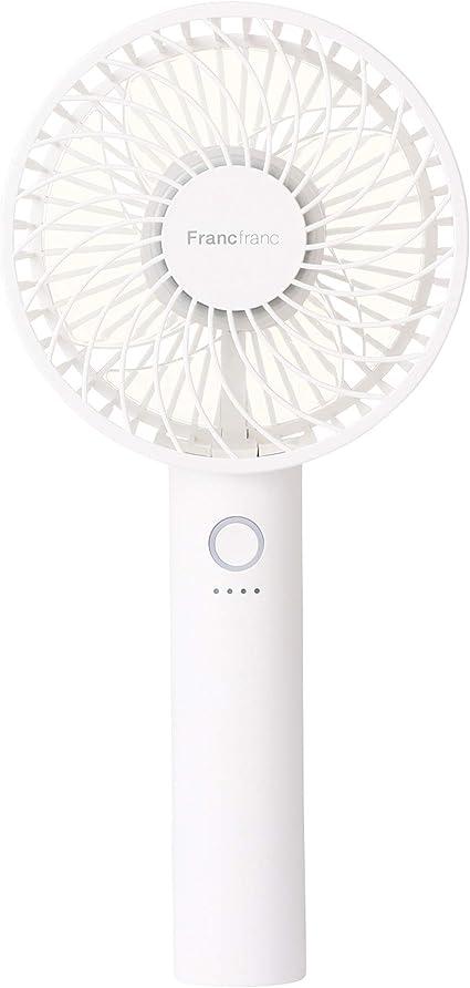 扇風機 充電 フラン フラン