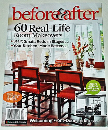 Before & After 60 Real-Life Room Makeovers