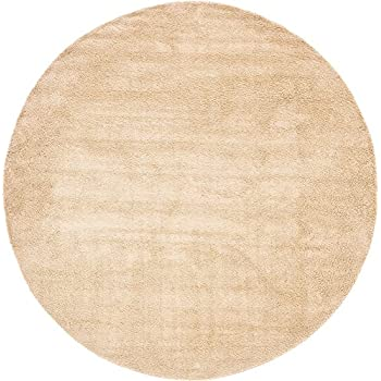 Good Unique Loom 3121727 Area Rug, 10 X 10 Round, Multicolor