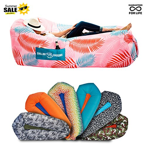 CHILLBO SHWAGGINS Baggins Best Inflatable Lounger Hammock Air