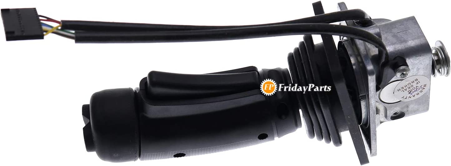 FridayParts Joystick Controller 137634 137634GT for Genie Lift GS-1530 GS-1532 GS-1932 GS-2032 GS-2046 GS-2632 GS-2646 GS-3232 GS-3246
