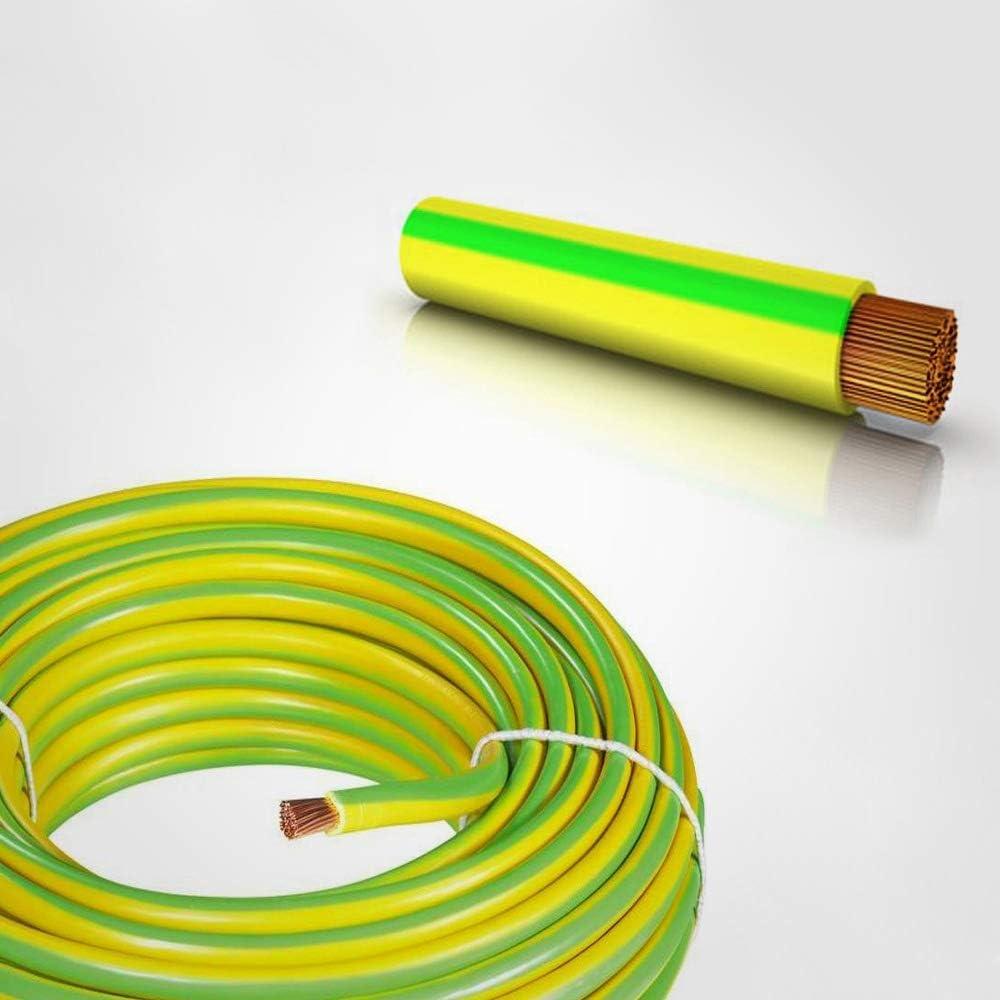 blancos y flexibles rollo completo y corte personalizado en varias longitudes disponibles. 3/n/úcleos de cable redondos cable flexible