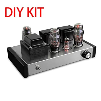 Nobsound 6P3P de amplificador de tubo amplificador clase A DIY Kit single-end Kit for