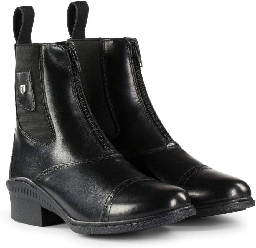 HorzeシドニーJodhpur Bootsブラック9