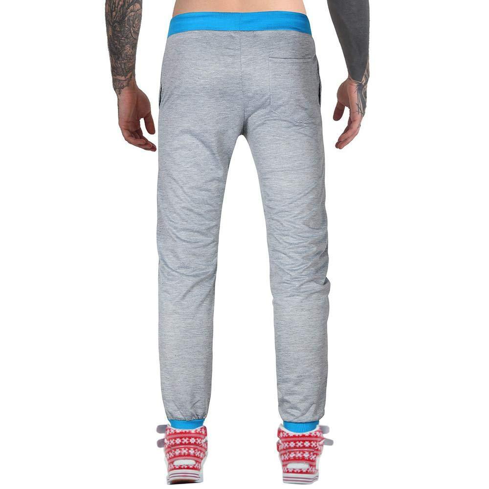 ♚ Pantalones de chándal para Hombre,Casual Jogger Dance Sportwear Baggy Harem Pantalones Pantalones Pantalones Absolute: Amazon.es: Ropa y accesorios