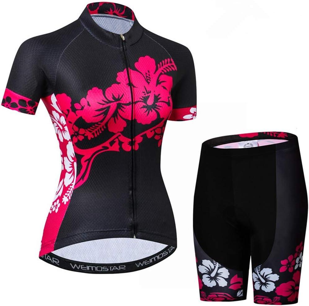 Maillot de Ciclismo para Mujer Weimostar