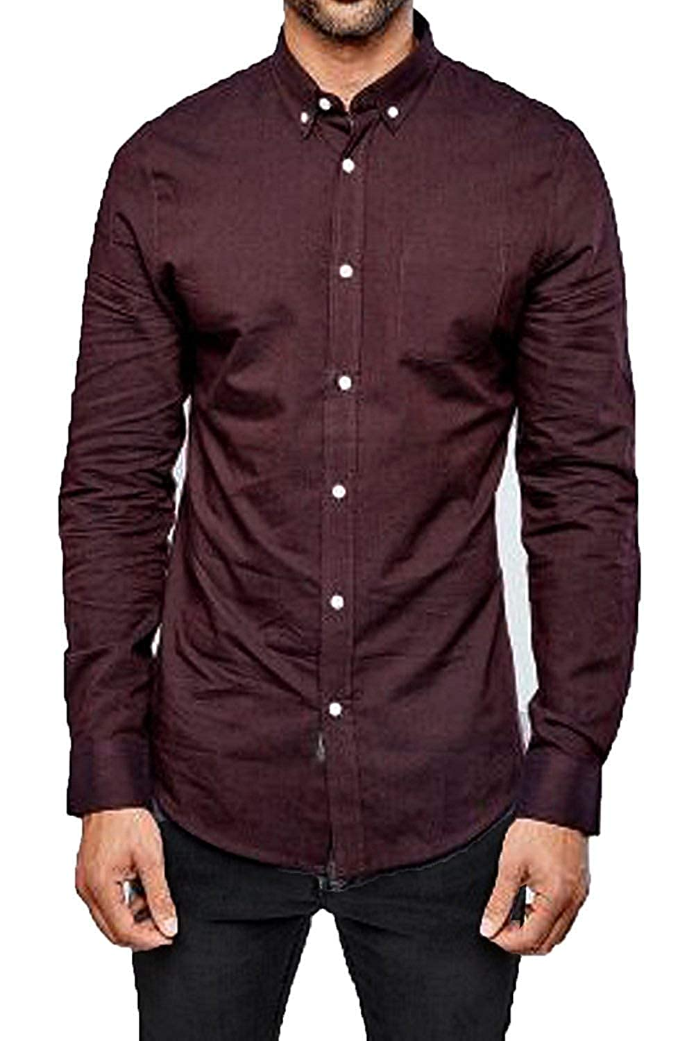 TALLA M. Threadbare - Camisa Formal - Camisa - para Hombre