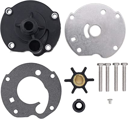763758 Water Pump Kit Replacement Fits Evinrude Johnson OMC 5.5 6 7 HP