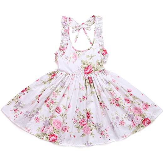 Variant does Vintage little girls white dress join