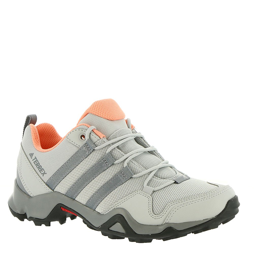adidas Women Terrex AX2R Hiking Shoes, Black/Tactile Pink Grey Two 7.5