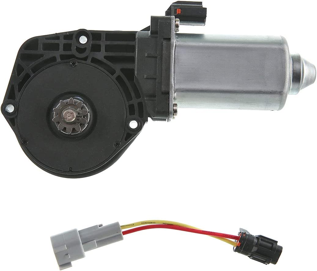Set of 2 Driver and Passenger Side Window Lift Motor Replacement for Ford Excursion F-250 350 450 550 Super Duty