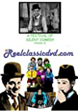 A FESTIVAL OF SILENT COMEDY (Volume 3)