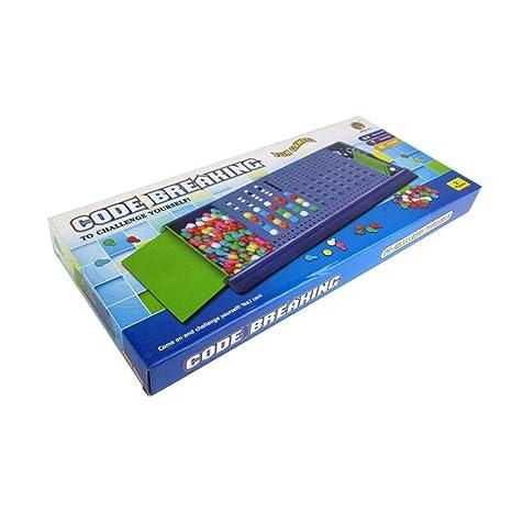 MengTing Brettspiel -Master Mind Spiel mit Farben-Brett- und ...