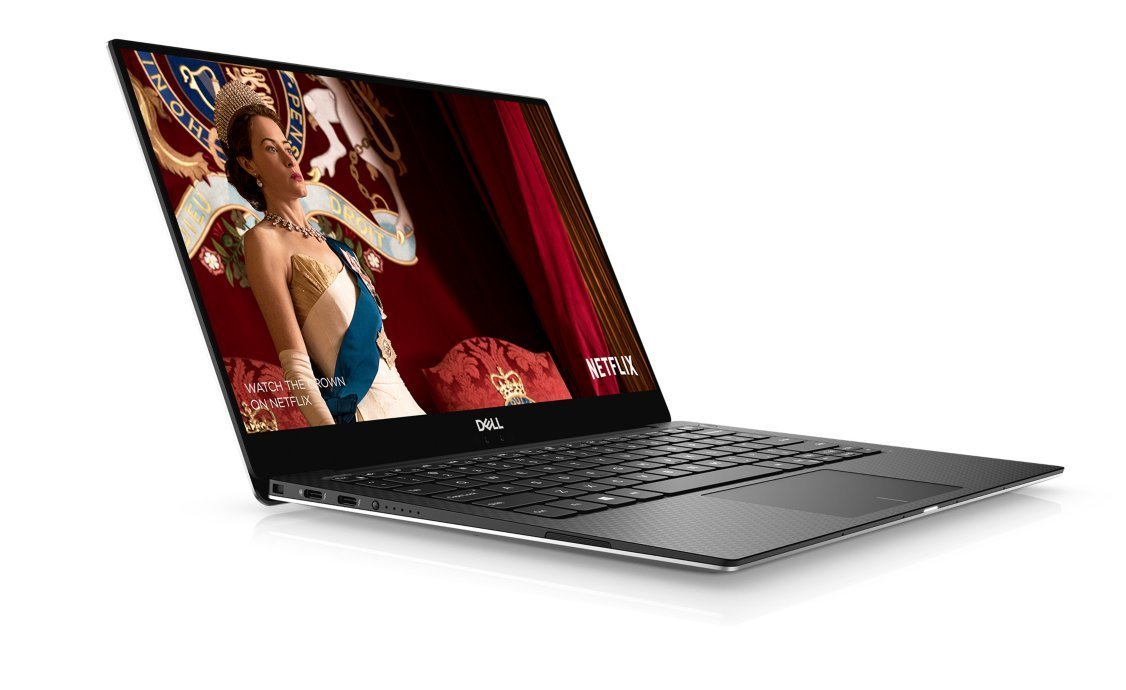 Brand New Dell XPS 9370 Laptop, 13.3' UHD (3840 x 2160) InfinityEdge Touch Display, 8th Gen Intel Core i7-8550U, 16GB RAM, 512 GB SSD, Windows 10, Silver