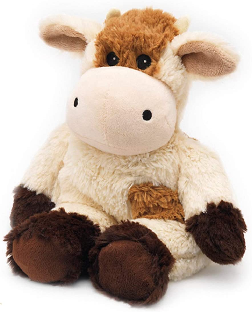Warmies Microwavable French Lavender Scented Plush Cow