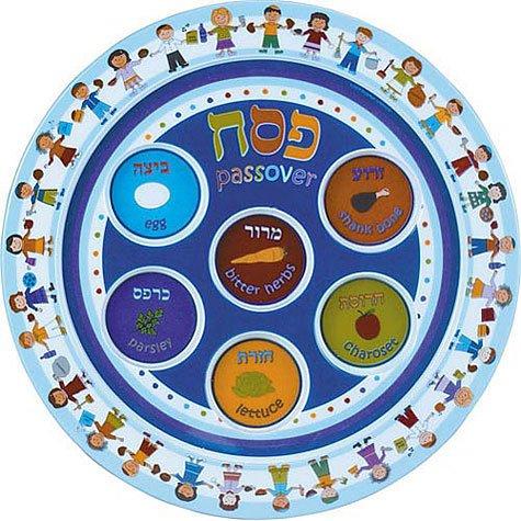 sc 1 st  Amazon.com & Amazon.com: Passover Kidu0027s Melamine Seder 9