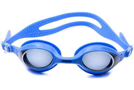 a2c6fd4b39 Image Unavailable. Image not available for. Color  Splaqua Tinted  Prescription Swimming Goggles (Blue ...