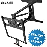 Pull down TV mount for fireplace - Aeon 50300
