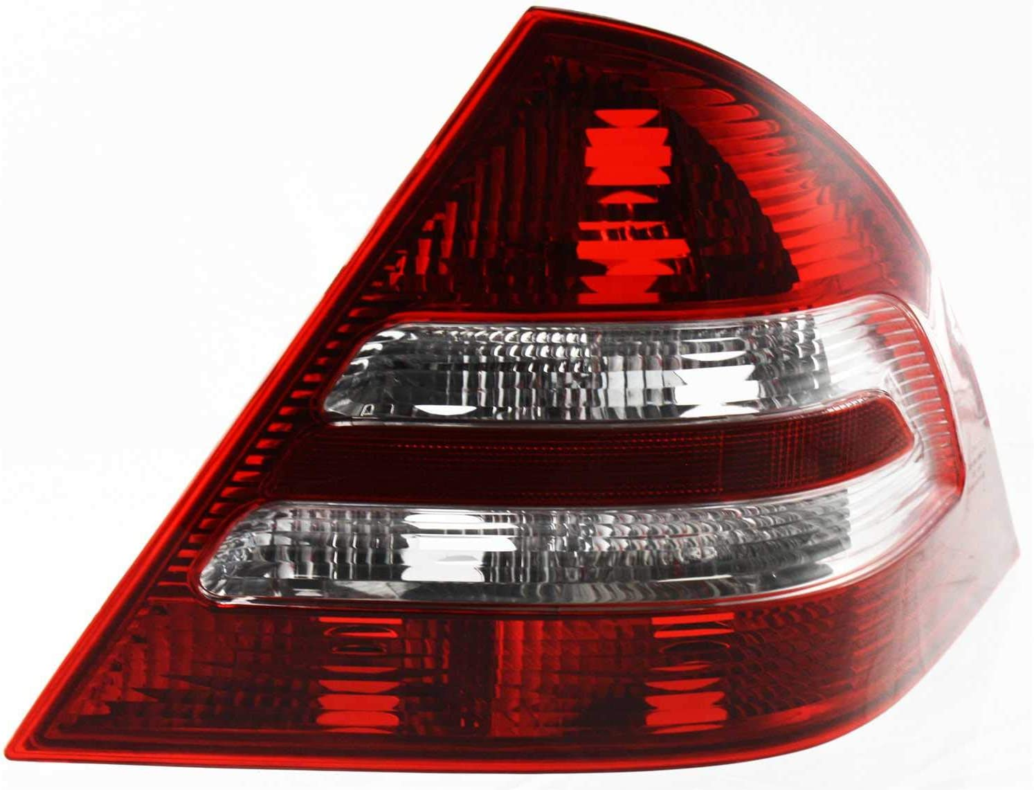 [QNCB_7524]  Amazon.com: Tail Light Lens and Housing Compatible with 2005-2007 Mercedes  Benz C230 Sedan Passenger Side: Automotive | Mercedes Benz C280 4matic 2007 Side Markers Repair Wire Harness |  | Amazon.com