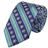 Men's Woven Microfiber Tie Solid Satin Necktie Standard Length Christmas Eggplant Handmade Neck Tie Various Pattern