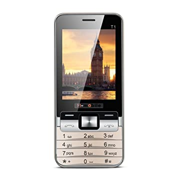 Kivors Smartphone Senior Teléfono Móvil T3 Dual SIM Mobile con Teclas Iluminadas y SD Tarjetas Características de Expansión para Personas Mayores ...