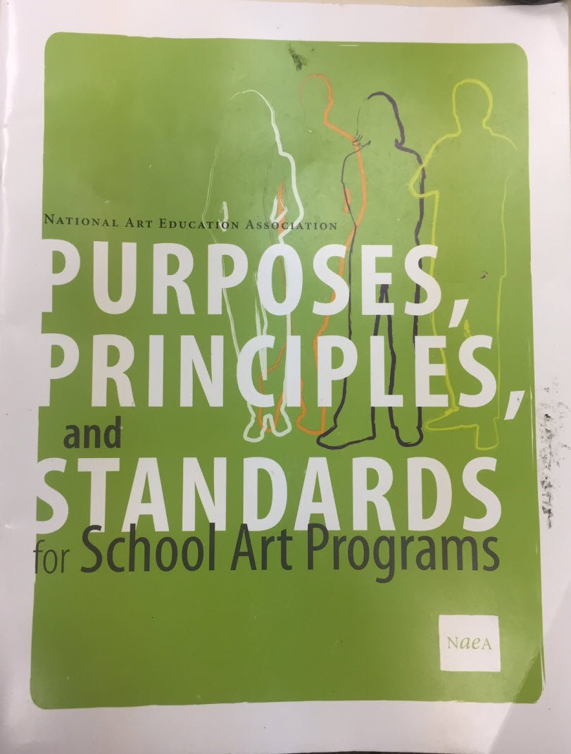 Purposes, Principles, and Standards for School Art Programs ebook