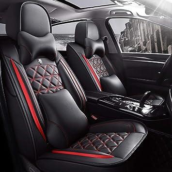 Amazon.com: ZPWSNH Cubierta de asiento de coche Cuatro ...