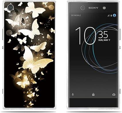 FUBAODA, Fundas para Sony Xperia XA1 Ultra Carcasas Protección ...
