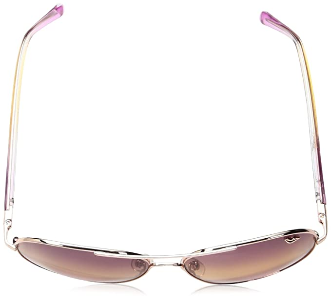 f43de1b8247e6 Amazon.com  Diane Von Furstenberg Women s DVF120S Katrina Aviator Sunglasses   Clothing