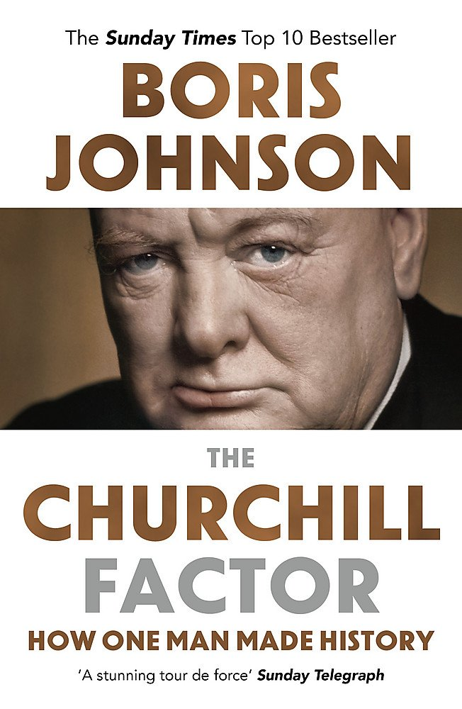 Download The Churchill Factor: How One Man Made History pdf