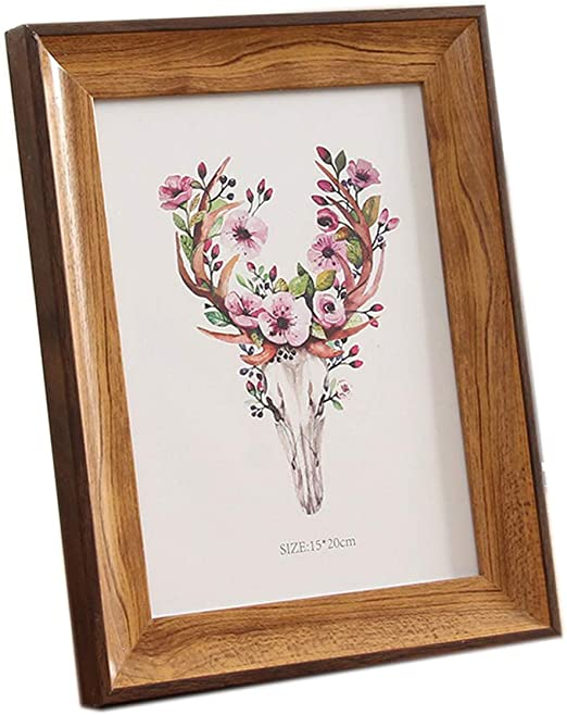 Wall Decor Photo Frame Home Hanging Picture Frames Designer New wood Side Table