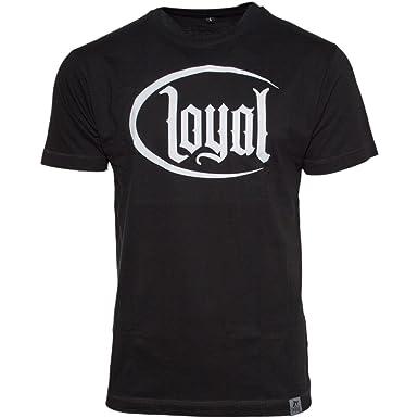Loyal Circle Weiß T-shirt Kontra K Musik T-shirts