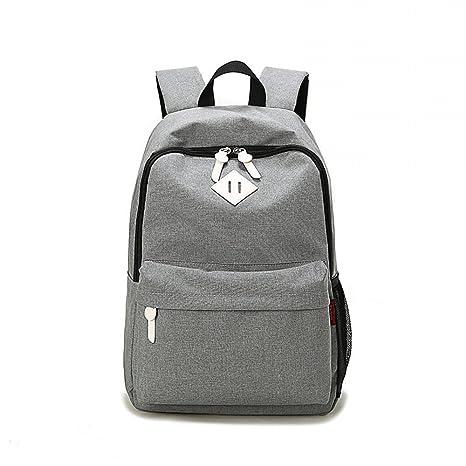 82d82439e3 Evay Lightweight impermeabile per il tempo libero zaino per la adolescente  ragazzi Vintage Casual Daypack per