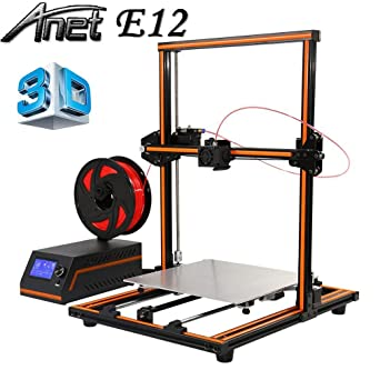 Anet E12 3d impresora 3d printer DIY upgradest High Precision ...