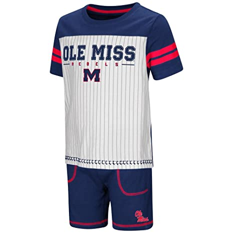 the best attitude 83460 58308 Amazon.com: Colosseum Toddler Ole Miss Rebels Pinstripe Tee ...