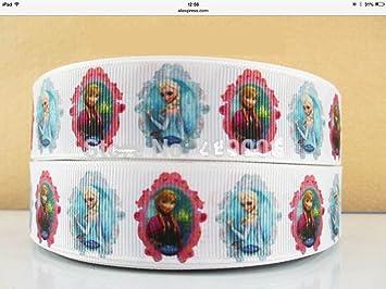 2,54 cm pulgada 25 mm de ancho de cinta Panel Frozen cinta de ...